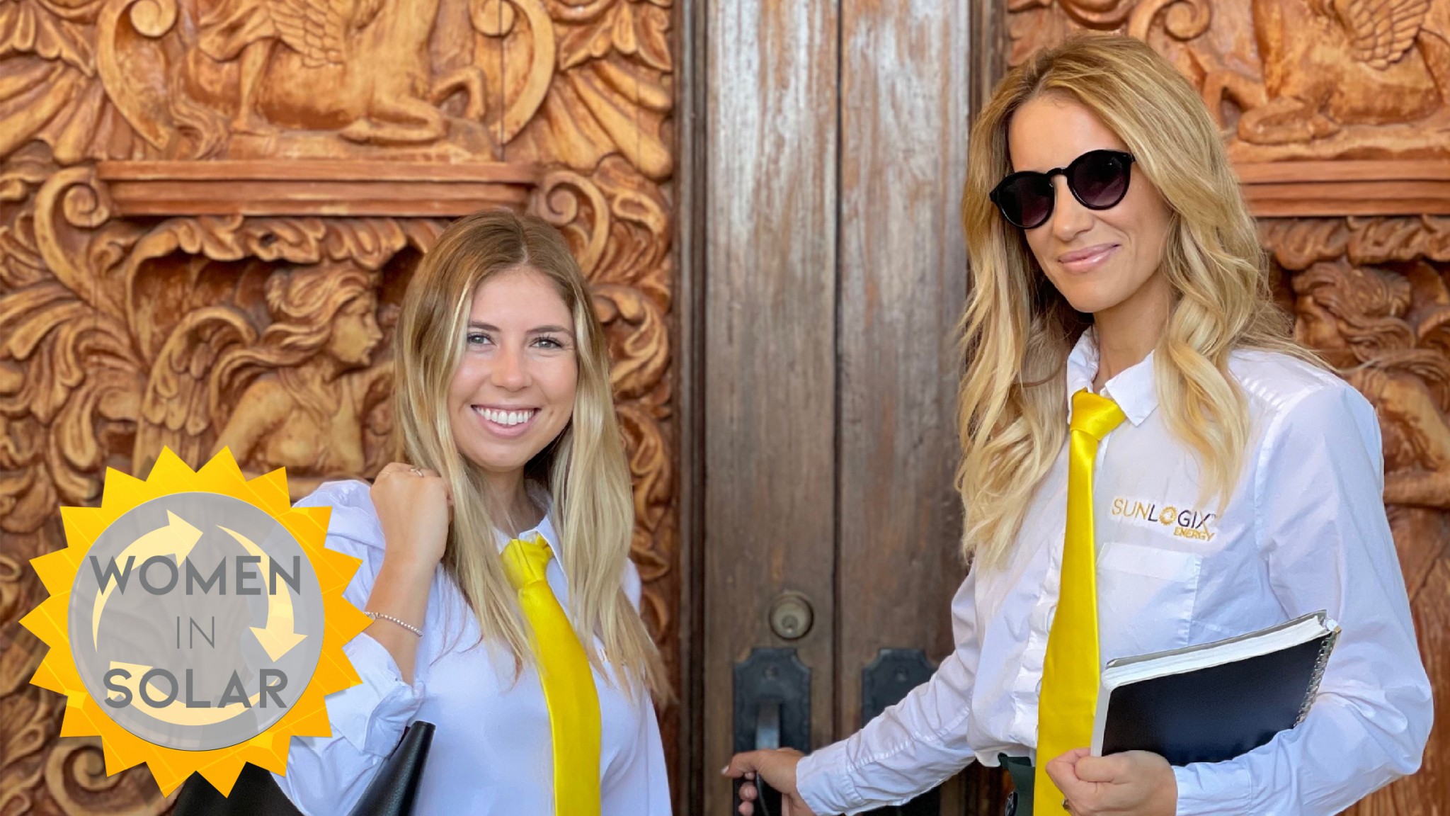 successful women in solar